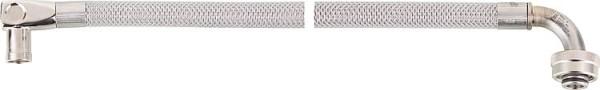 Sicherheits Allgasschlauch Typ BMN (nach DIN 3383-1) Länge: 1250mm