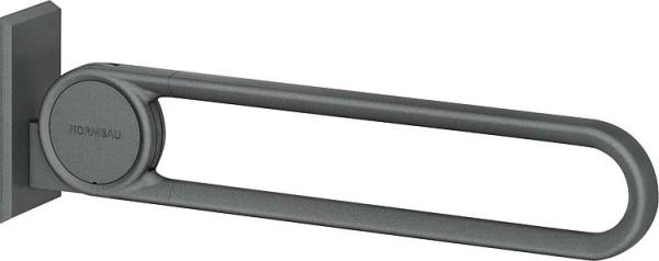 Stützklappgriff Normbau Cavere Vario, 900mm Anthrazit-Metallic 7447040095