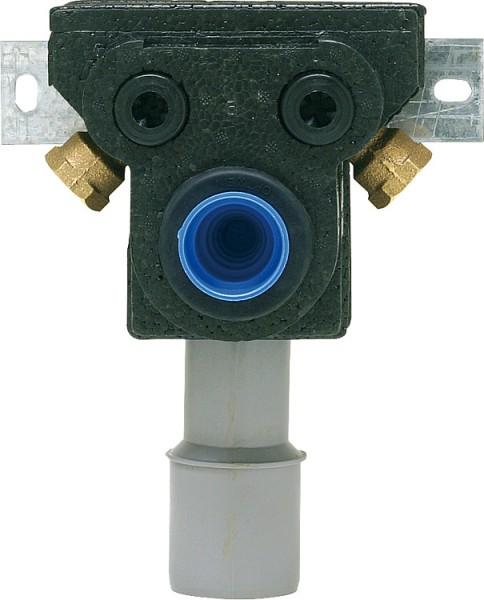 Sicherheitsventil-Anschluss, Eintritt 1/2IG, Austritt 3/4IG 6,0bar