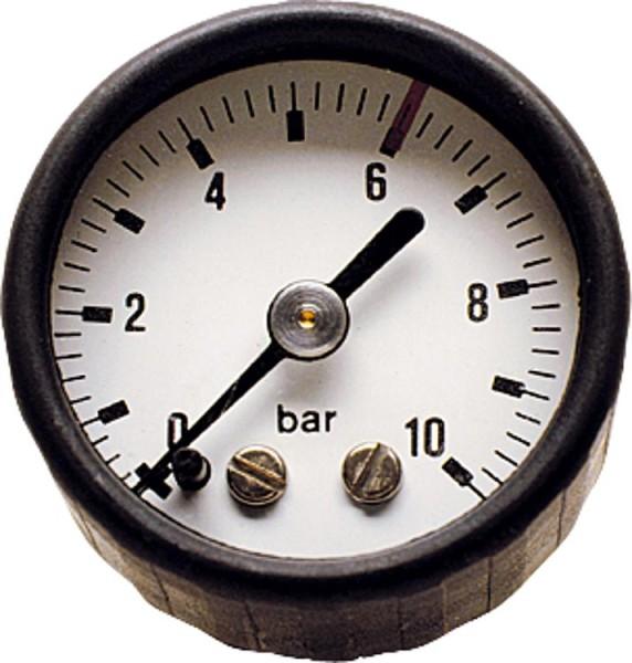 Manometer 6 bar 6701 für Drucksprüher Ferrum und Resistent