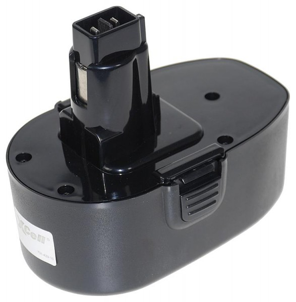 Werkzeugakku für BlackundDecker Ni-MH 18V 2000mAh (A)