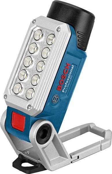 Akku-Lampe Bosch GLI DeciLED ohne Akku + Ladegerät
