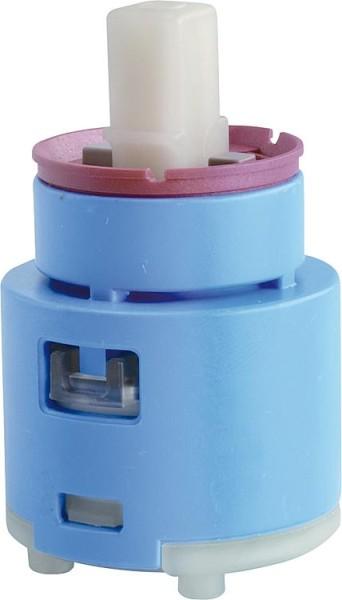 Wandtiefspül-WC Keramag Acanto weiß, spülrandlos BxTxH:350x540x335mm