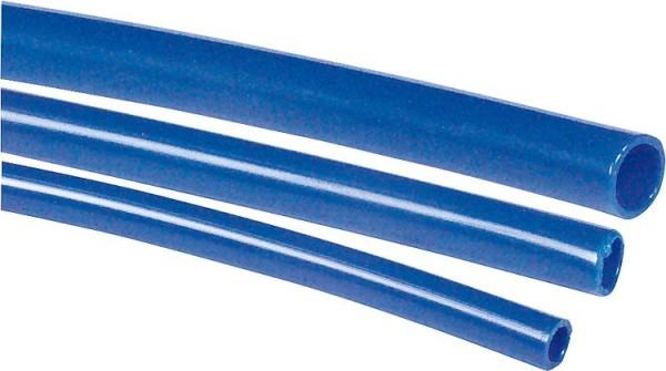 Polyamid Schlauch 25m Farbe blau d 4x2mm