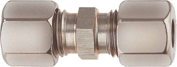 8mm gerade NEU Gasverschraubung G 8 mm