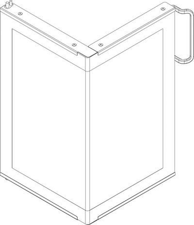 Buderus Tür kpl. Figura everp. 8738803773
