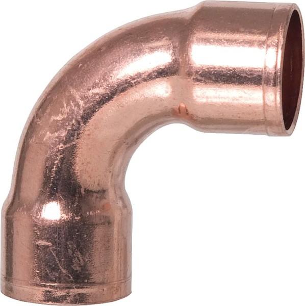 Kupferlötfitting 5002a Bogen 90 , 22 mm