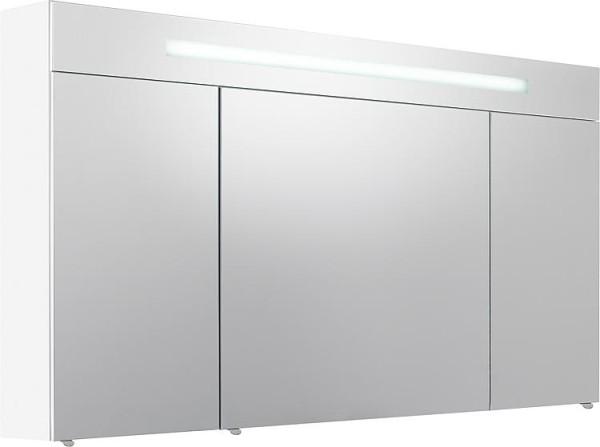 Badmöbel-Set ELISA Serie MAA anthrazit Hochglanz m. Spiegelschrank