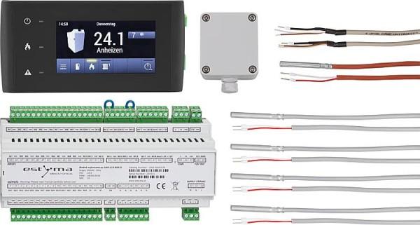 Igneo Touch HV und HVL Komplettset mit Sensoren und Big Modul