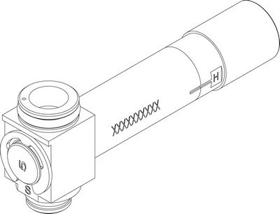 Buderus Adapter Gasventil kpl 5 everp 8738804055