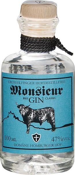 Monsieur GIN CLASSIC 47% Vol., 100 ml