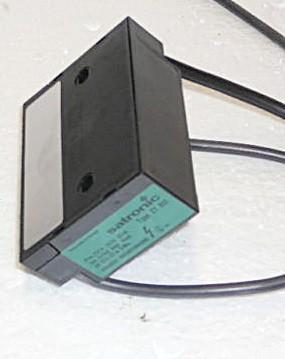 Satronic ZT 801 Zündtrafo Trafo für Ölbrenner Brenner Heizung 2x7 kV 25% Buderus