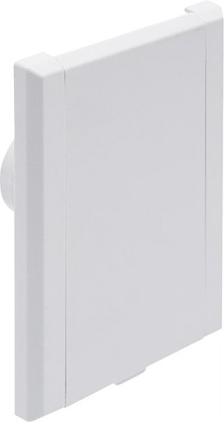 Saugdose Standard Kunststoff weiß