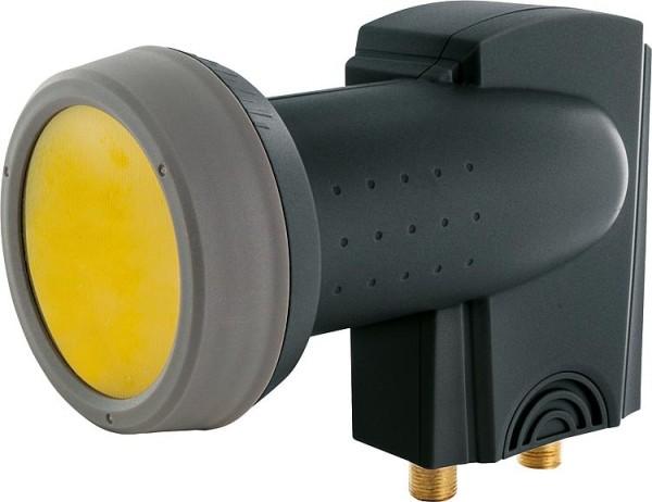 Twin-LNB Schwaiger 40mm Sun Protect, anthrazit
