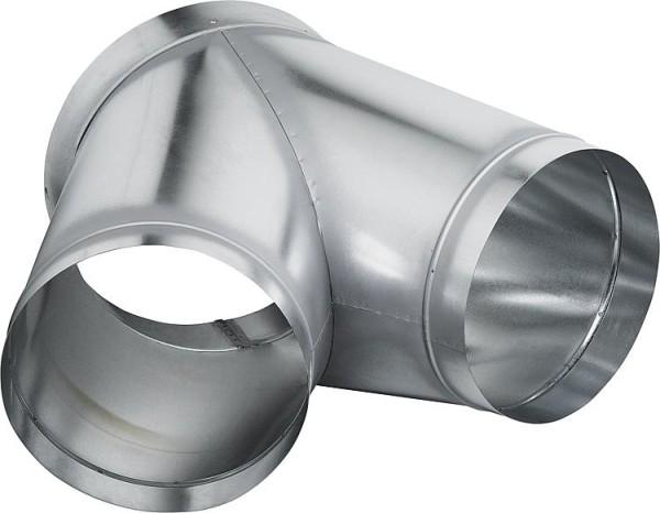 Verteilerstück zu M50 für 2 Warmluftschläuche mit d305mm pro Schlauch