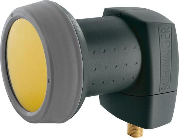 Single LNB Schwaiger 40mm Sun Protect, anthrazit