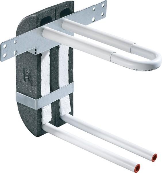 Wandbox mit Rohrbogenheit MSV 16x2,0 Höhe: 320mm inkl. Isolierbox