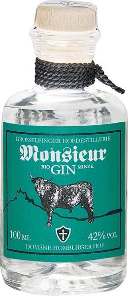 Monsieur GIN MINZE 42% Vol., 100 ml