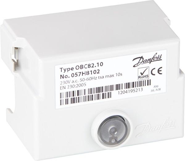 Danfoss Ölfeuerungsautomat OBC 81A.12