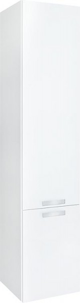 Badmöbel-Set EKRY Serie MBK weiß matt 1Auszug