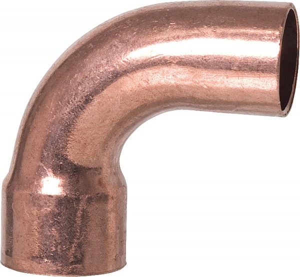 Kupferlötfitting 5001a Bogen 90 , 10 mmi/a