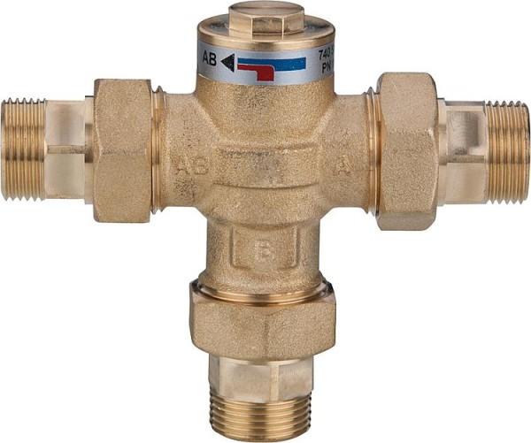 Ladeventil Easyflow Wood Typ 749, 55°C, DN25(1) AG