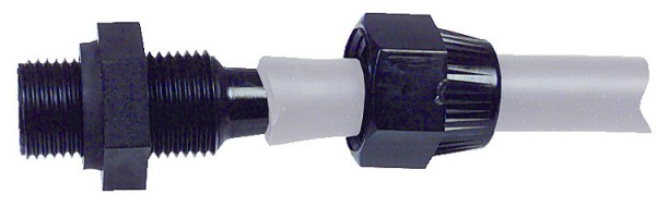 2 m Schlauchleitung// Ölleitung  aus Perbunan 13 x 9 Saugschlauch