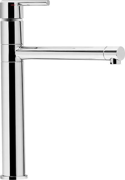 UP-Wannenmischer Ideal Standard Ceraflex, Rosette d=163mm, verchromt