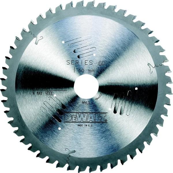 Kreissägeblatt Extreme d=190x30mm mit 48 Trapezflachzähnen, passend für DeWalt D