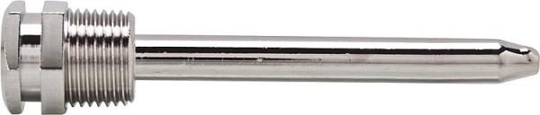 Tauchhülse Alre NTHK-2-100x17 V4A, Bl:100mm, DN15 (1/2)