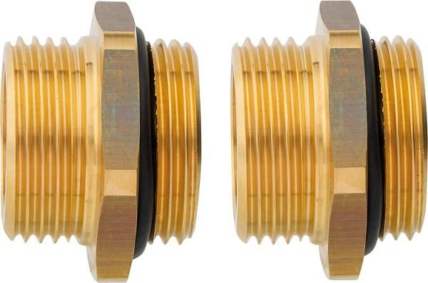 Anschlussnippel Watts AS-MSP DN25 (1) AxDN25 (1) AG für Differenzdruckregler