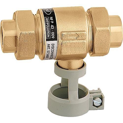 Systemtrenner 573 3/4, Typ CA bis 65 Grad C