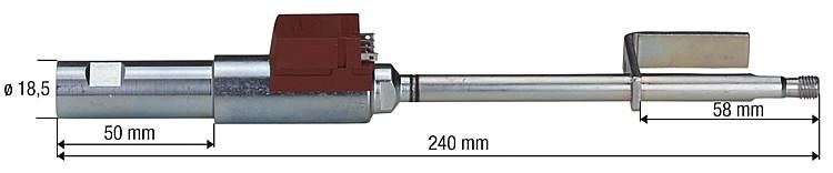 """Ölvorwärmer FPHB 10 RG 1//8/"""" ersetzt 030N1220 * 030 N 5012 Danfoss"""