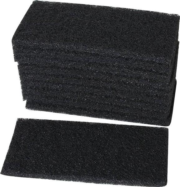 Reinigungsvlies metallfrei ca. 60 x 130mm 10 Stück im Beutel