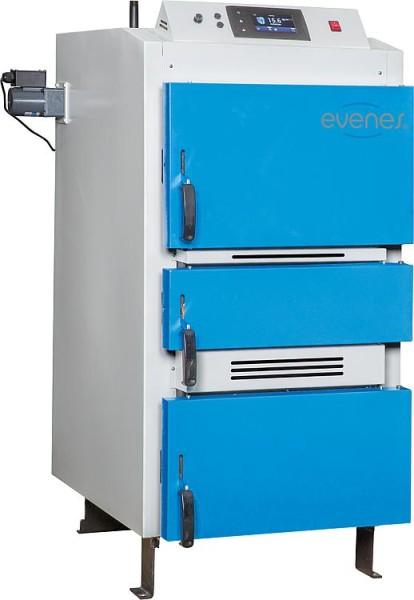 Holzvergaser EVENES Typ Eventura HV40, 40 kW