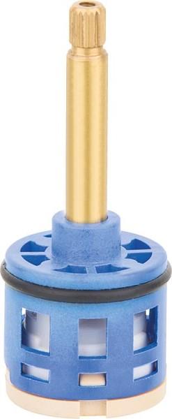 Brausegarnitur Estada mit Hand- brause und Schlauch,Länge 1100mm d=25mm, verchro