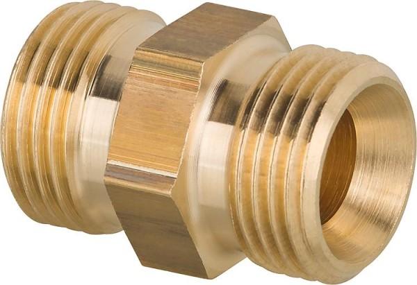 """Doppelnippel bds. 3/8"""" mit Innenkonus 60° 13 087 00 Anschlussnippel für Ölpumpe auf Ölschlauch"""