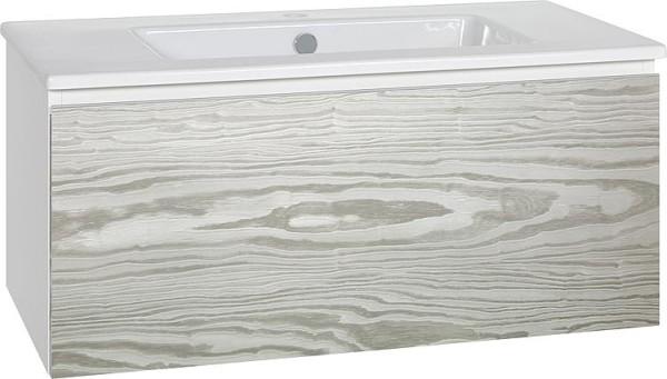 WTU + Keramik-WT Serie ELA Korpus weißsmt - Front weiß sgl 1210x420x510mm