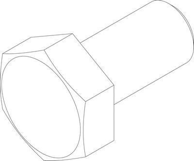 Buderus 6kt-Schraube M6x12 ISO4017 (10x) everp 8738805029