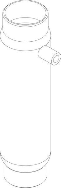 Buderus Rohr Wassermangelsicherung neutral everp 8738804576