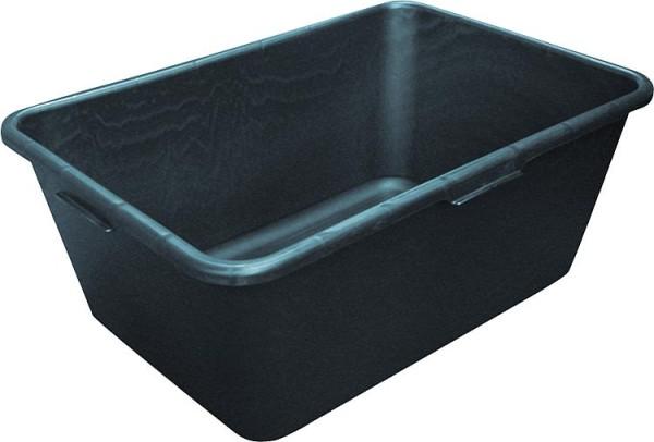 Mörtelkasten 90 Liter schwarz, VPE = 3 Stück