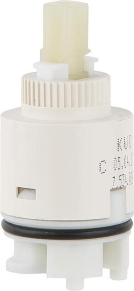 WC Anschluss exzentrisch Version 60mm Farbe: weiss