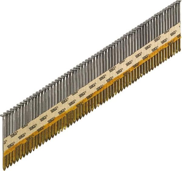 Flachkopfnagel 2,8x65mm blank Sencote, VPE=2000 Stück