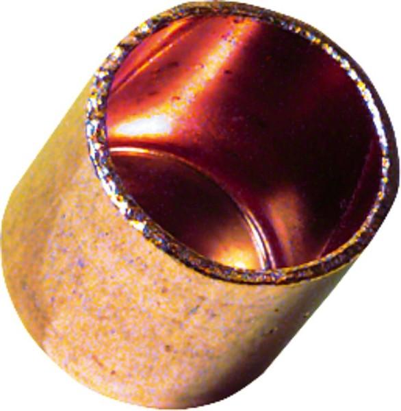 Kupferlötfittings 5301 Kappe 15 mm Kupfer CU