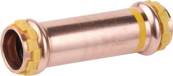 Kupfer Pressfitting Gas Schiebemuffe D:54mm PG 5275 Gas