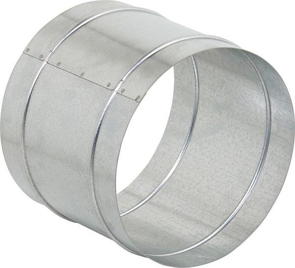 Verbindungsstück zur Schlauch- verlängerung für Warmluftschläuche d405mm