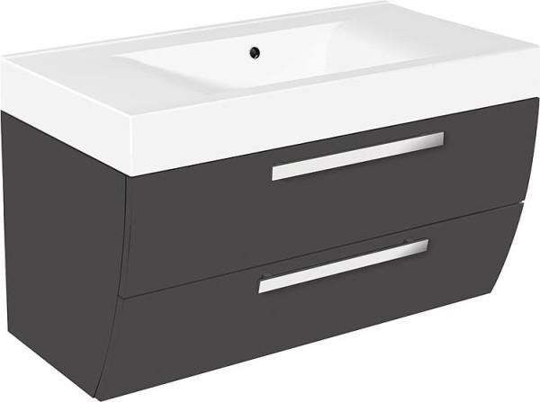 WTU+Keramik-WT EDIA weiß matt 2 Auszüge853x466x455mm