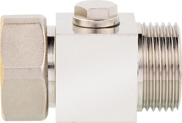 Verbindungsstück Watts AS-MH DN25 (1) Ni, für Differenzdruckregler