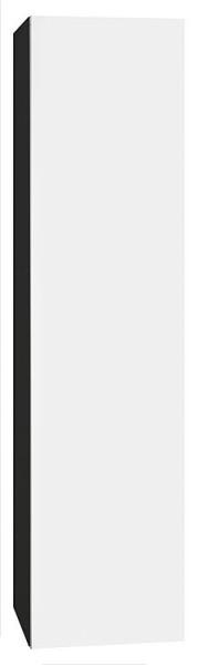 Rollcontainer ELA Korpus weiß smt - Front Eiche sägerau 400x400x350mm