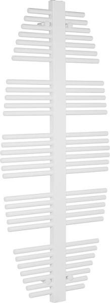 Handtuchheizkörper Vespucci Doppio, weiß, HxB 1556x700mm
